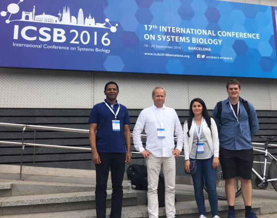 dCod at ICSB2016