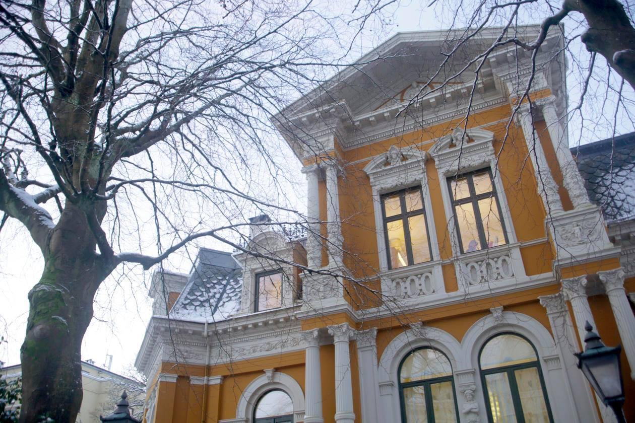Fasade Ida Bloms hus