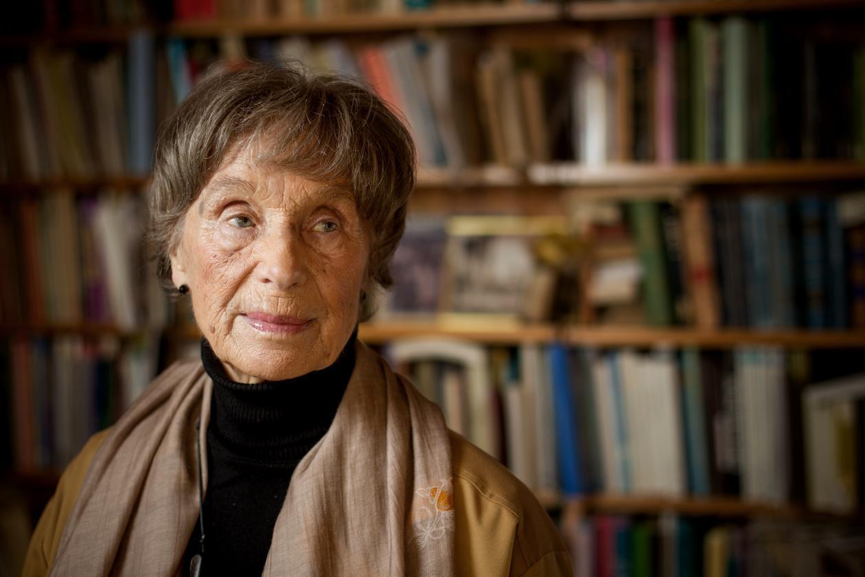 Ida Blom (1931-2017)