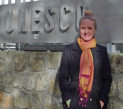 Photo of UNESCO chair UiB - Inger Måren