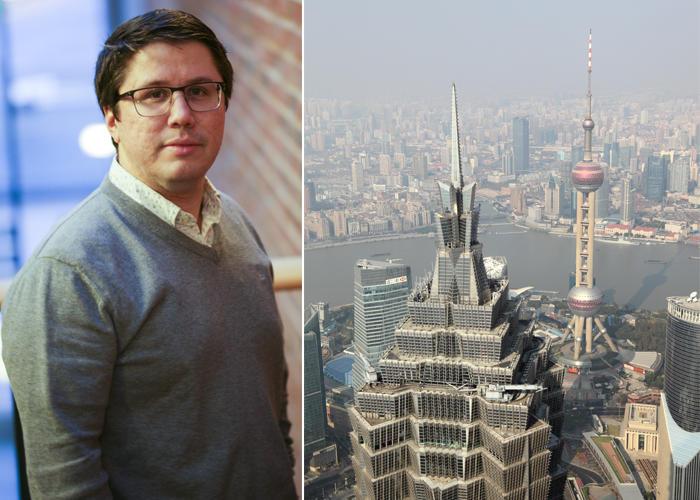 bilde av ignacio og shanghai