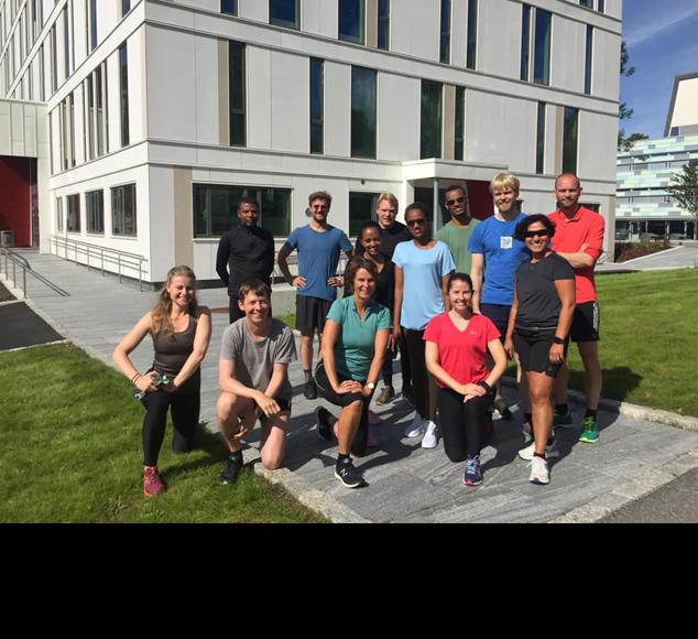 IGS running group