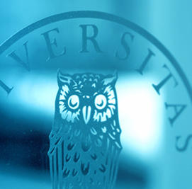 illustrasjonsfoto av UiB logo