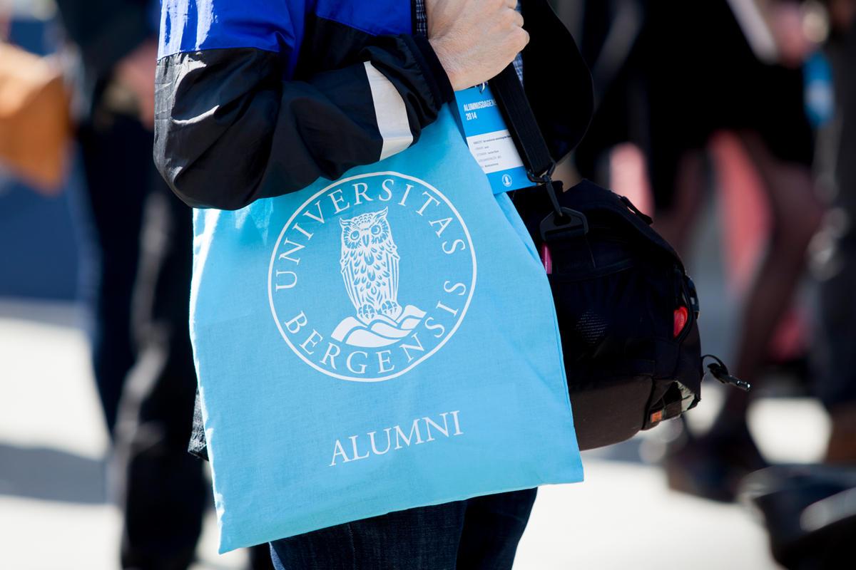 Bilde fra UiB alumni