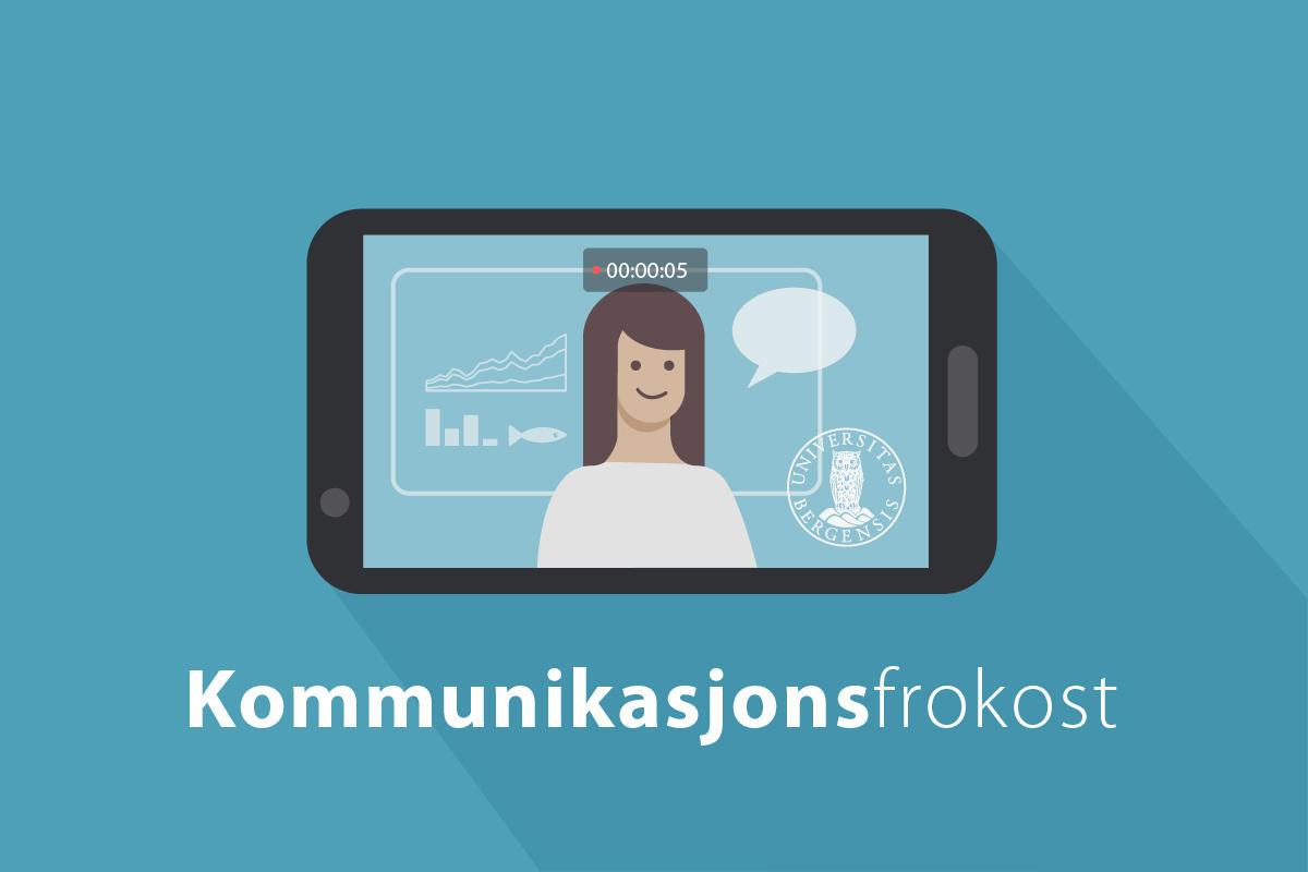 Kommunikasjonsfrokost, arrangement, Universitetet i Bergen