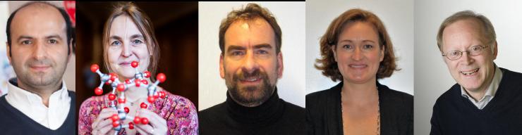 profilbilder prosjektledere
