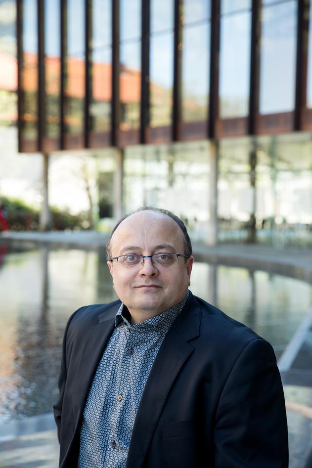 Professor Hakan G. Sicakkan, Institutt for sammenliknende politikk, Universitetet i Bergen