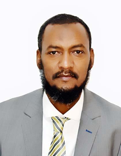 Khalid Gaffer Mohamed