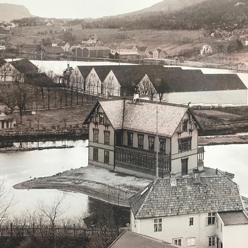 Marineholmen 1898