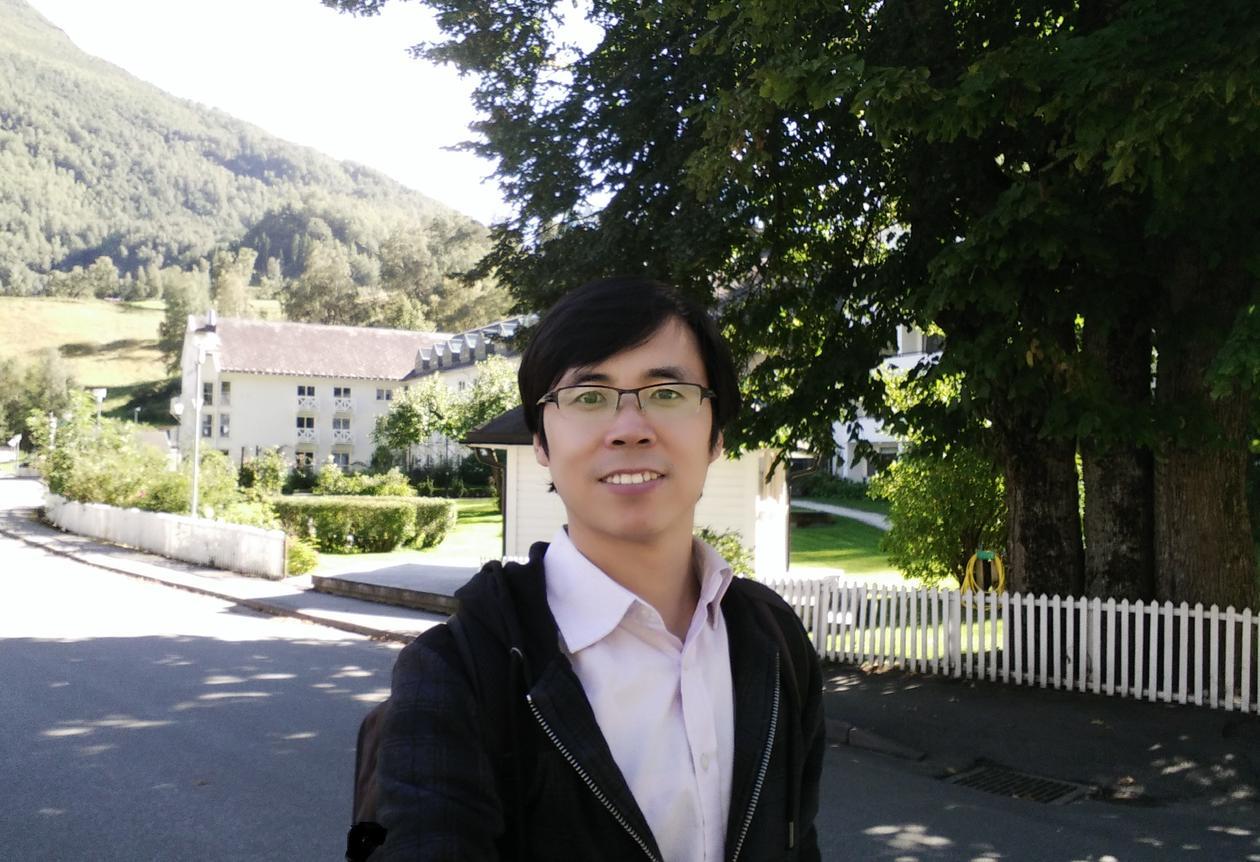 Photo of Guowen Shang