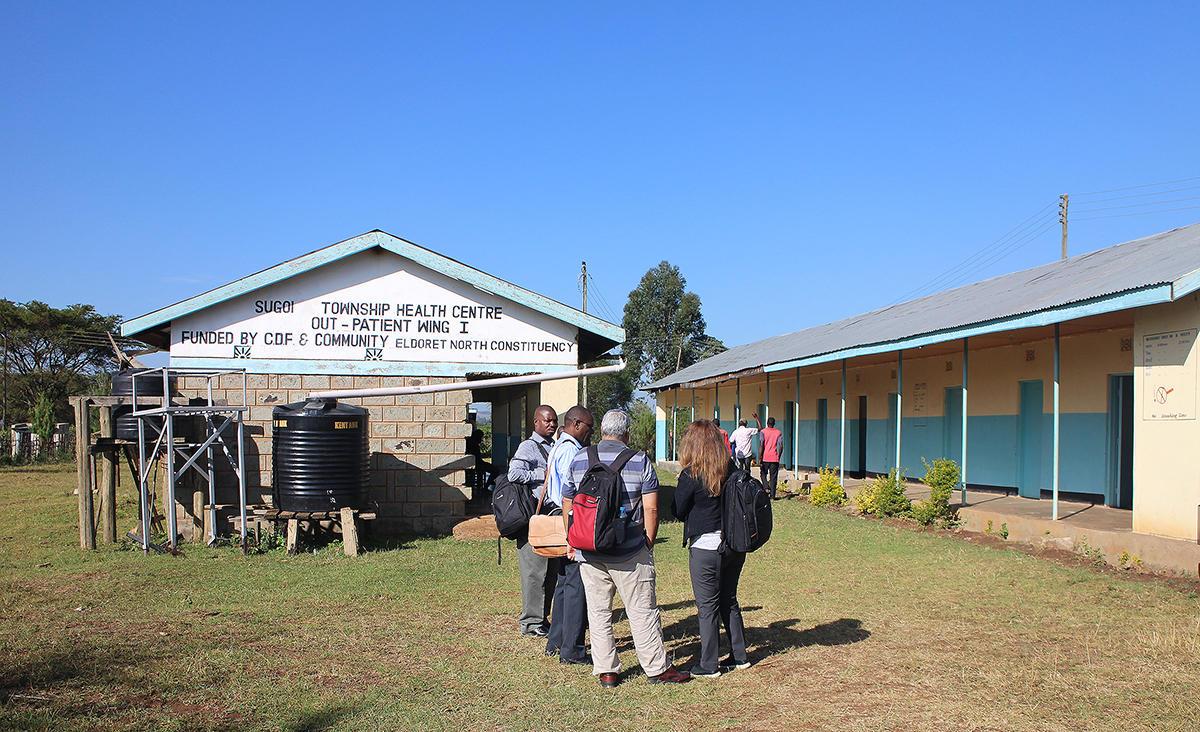 Sugoi Township Health Centre