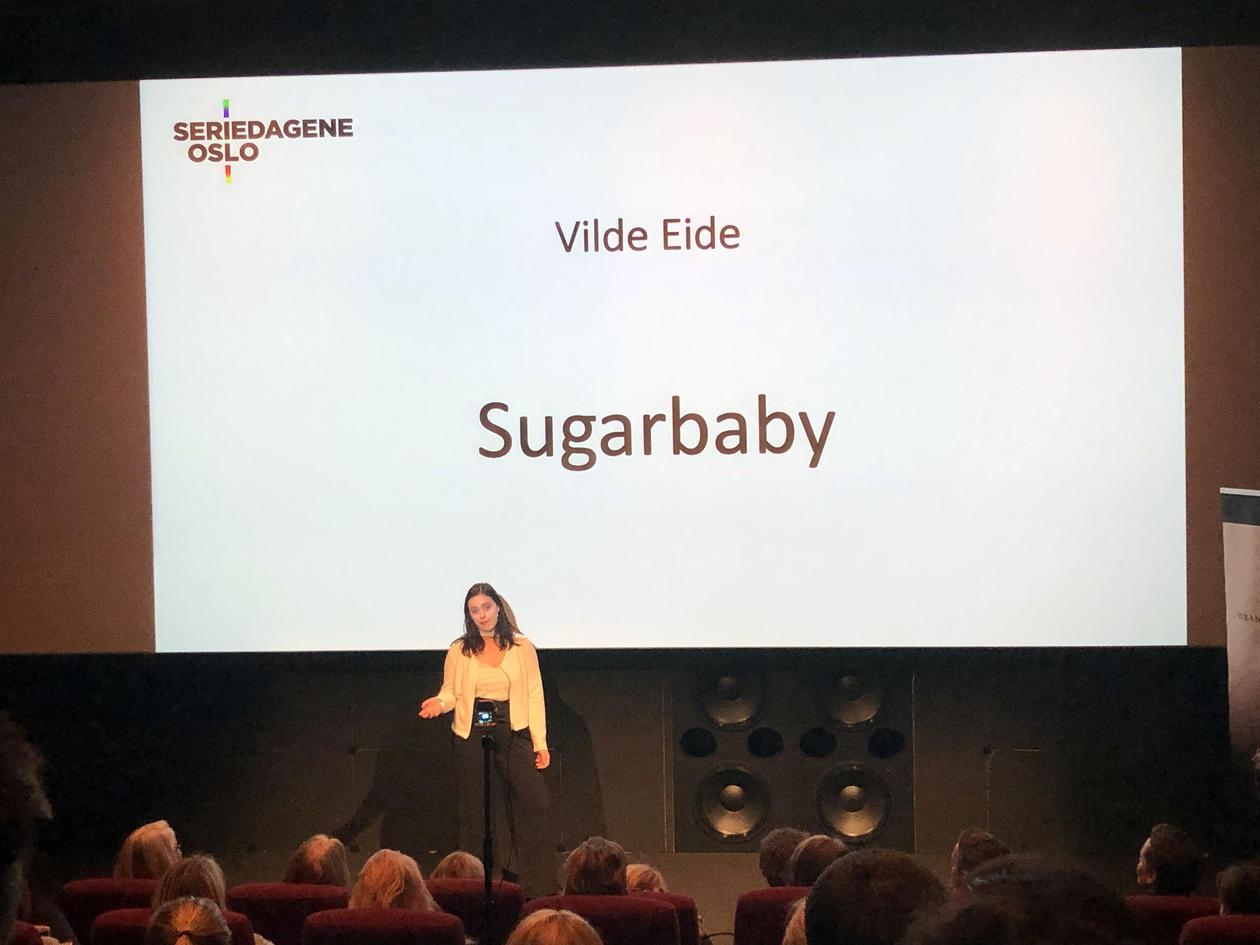 "Pitchorama Vilde Eide ""Sugarbaby"""