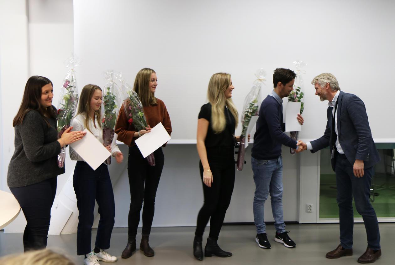 UiB-studenter fikk stipend av TV2