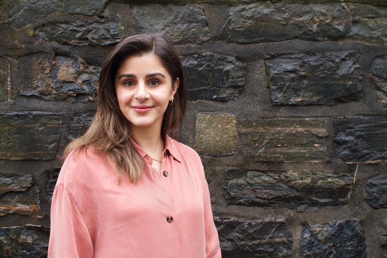 Research fellow Mehri S. Agai