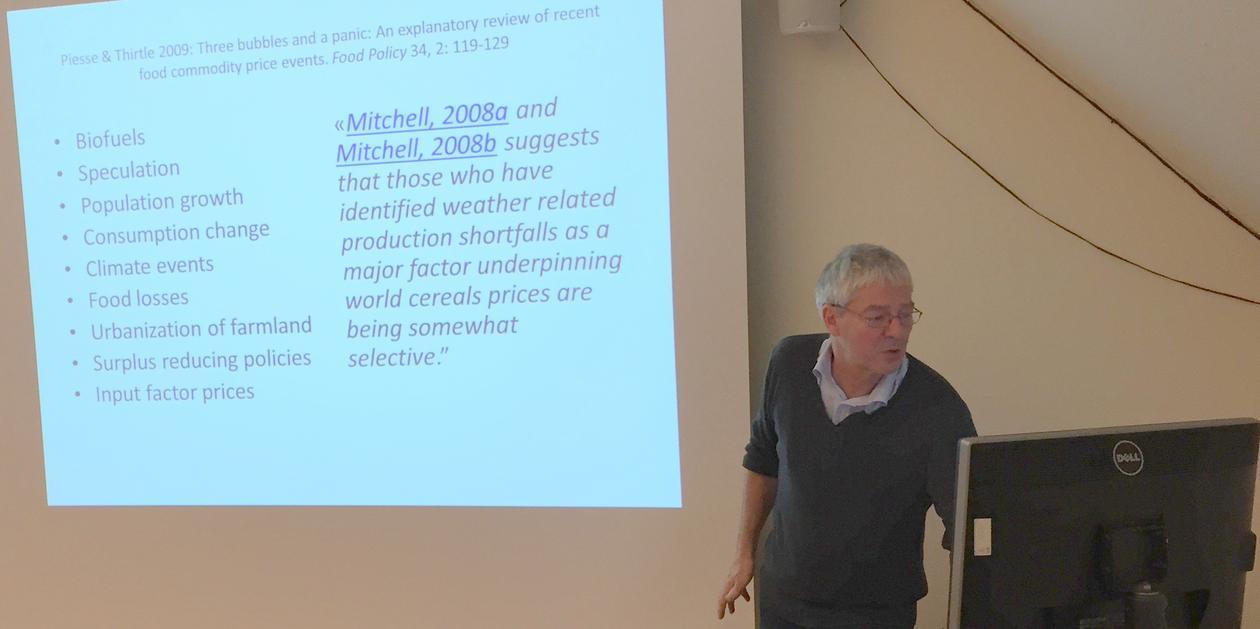 Professor Peter Anderson