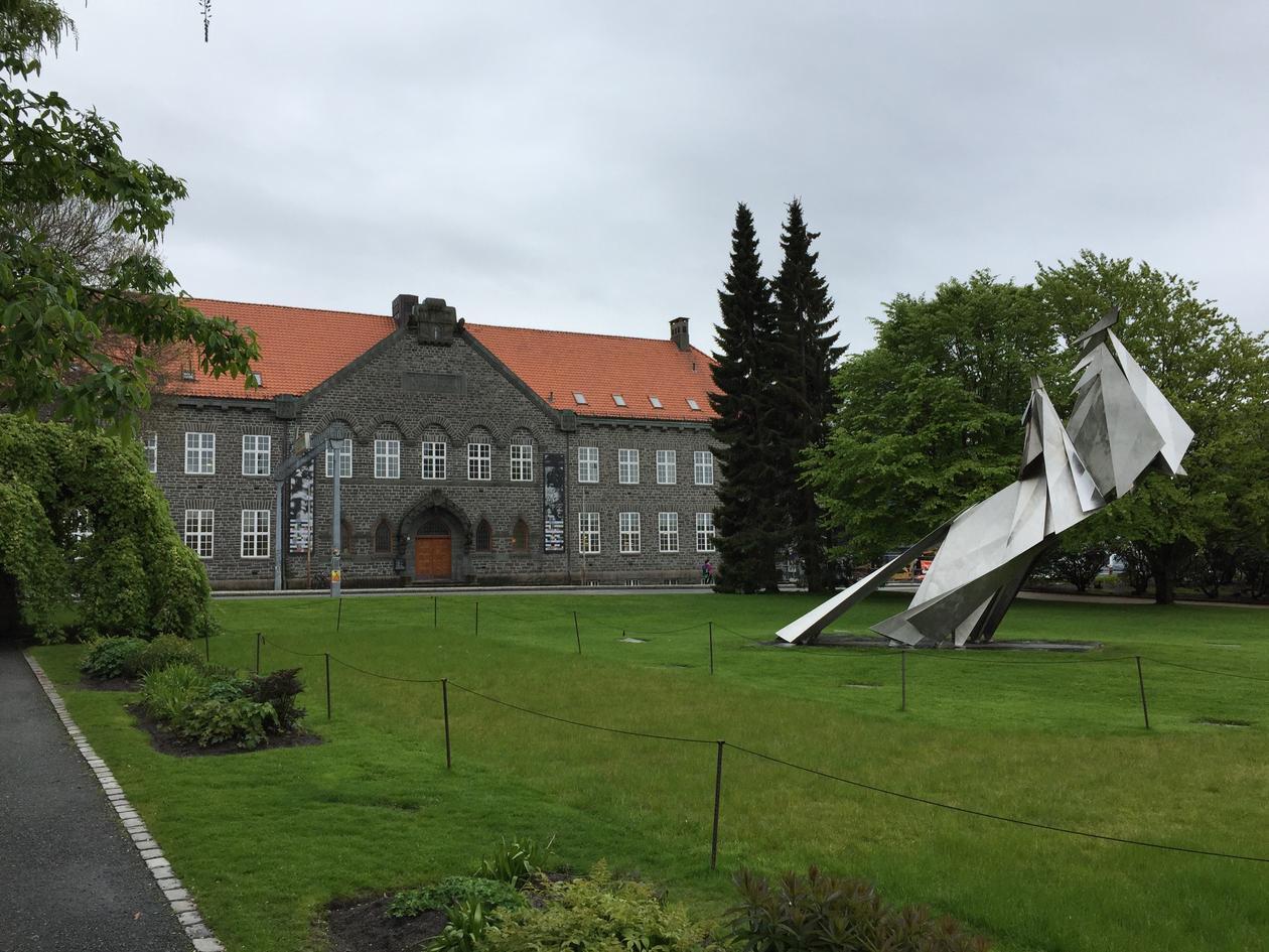 Griegsenteret, Bergen Offentlige Bibliotek