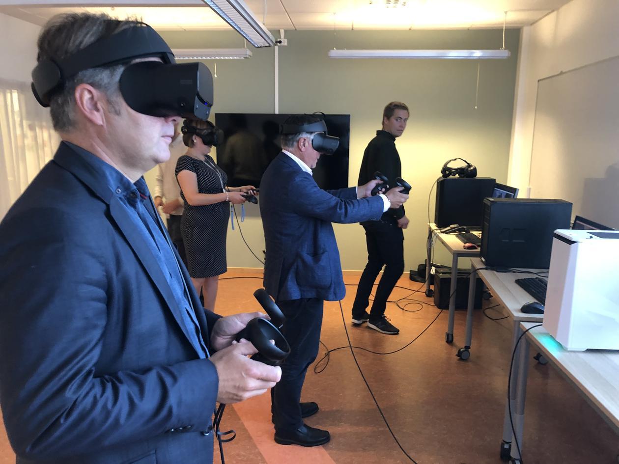 VR-omvisning