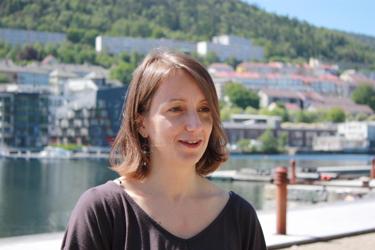 Group Leader -  Nathalie Reuter