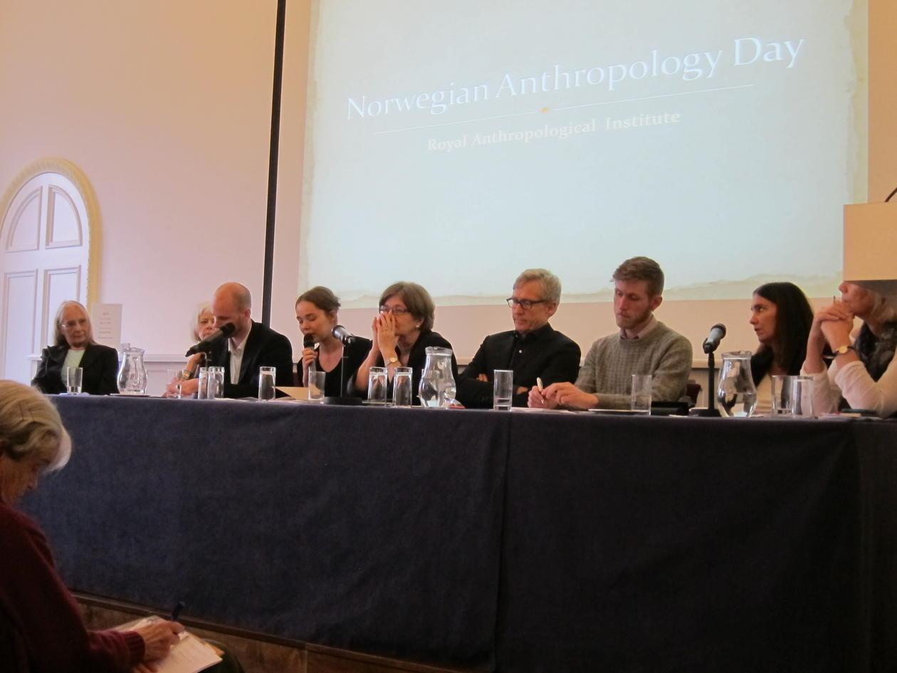 Paneldebatt på RAI