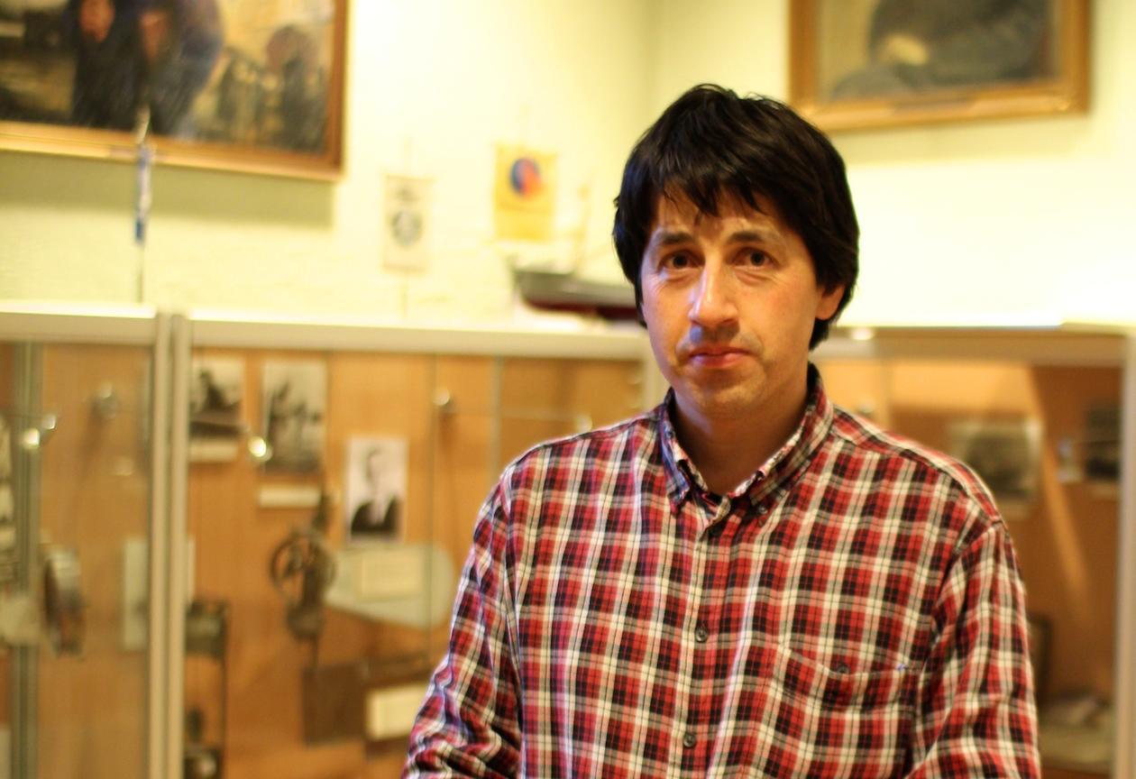 Professor Noel Keenlyside, Geofysisk institutt, Universitetet i Bergen (UiB).