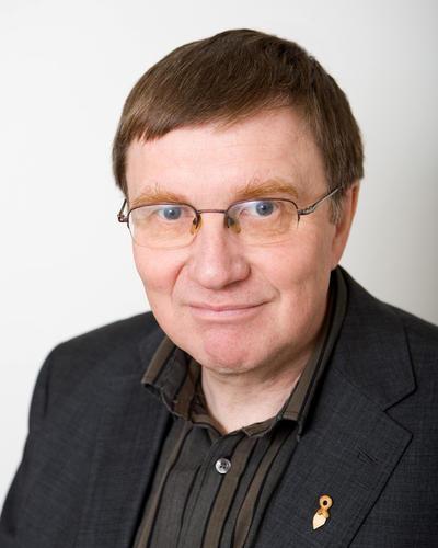Johann Myking, instituttleiar ved Institutt for lingvistiske, litterære og estetiske studium.