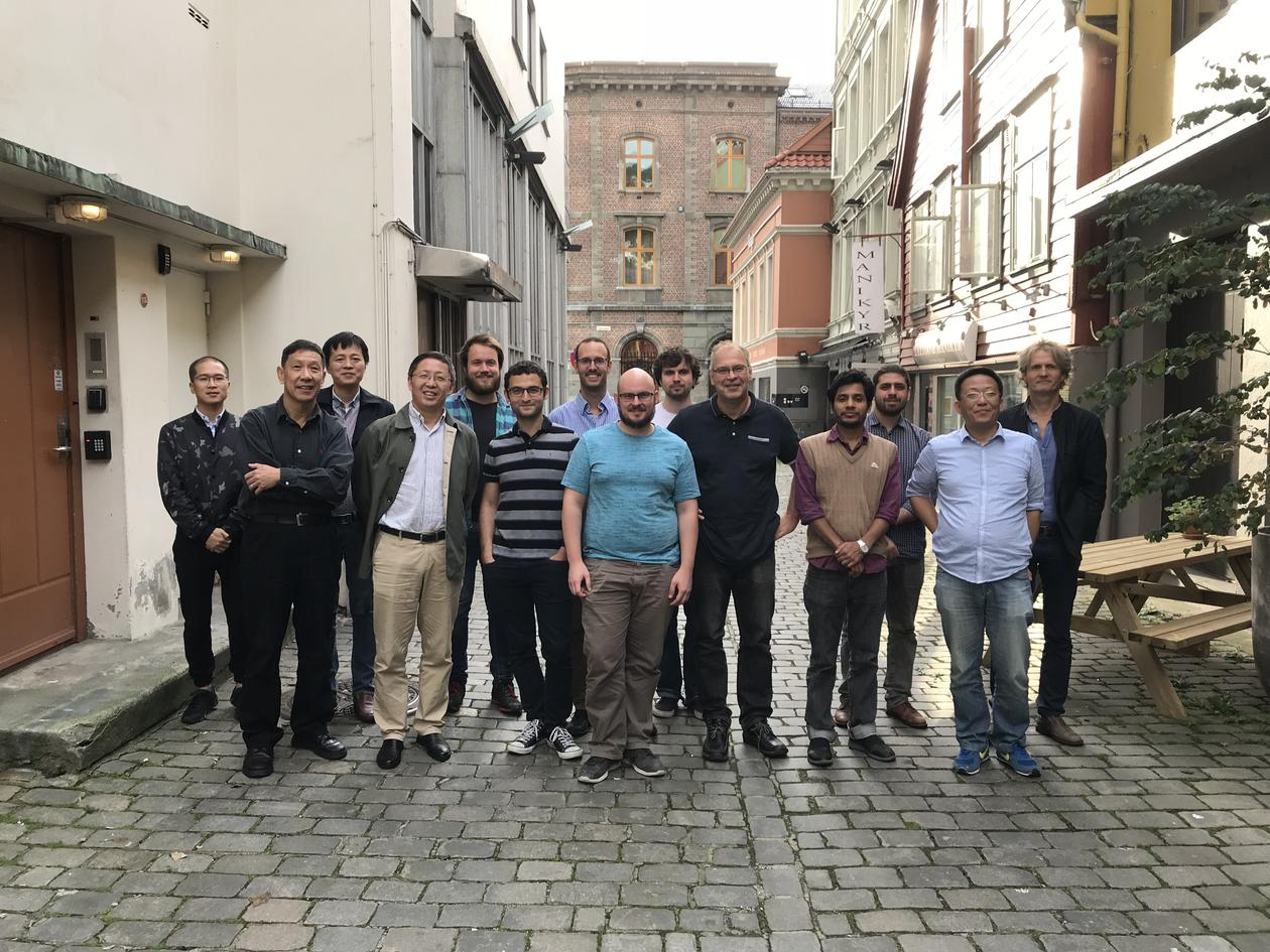 2018 China-Norway FPT  workshop