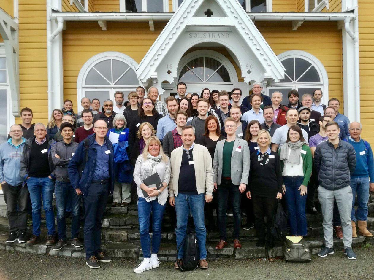 Informatikk på Solstrand 2018