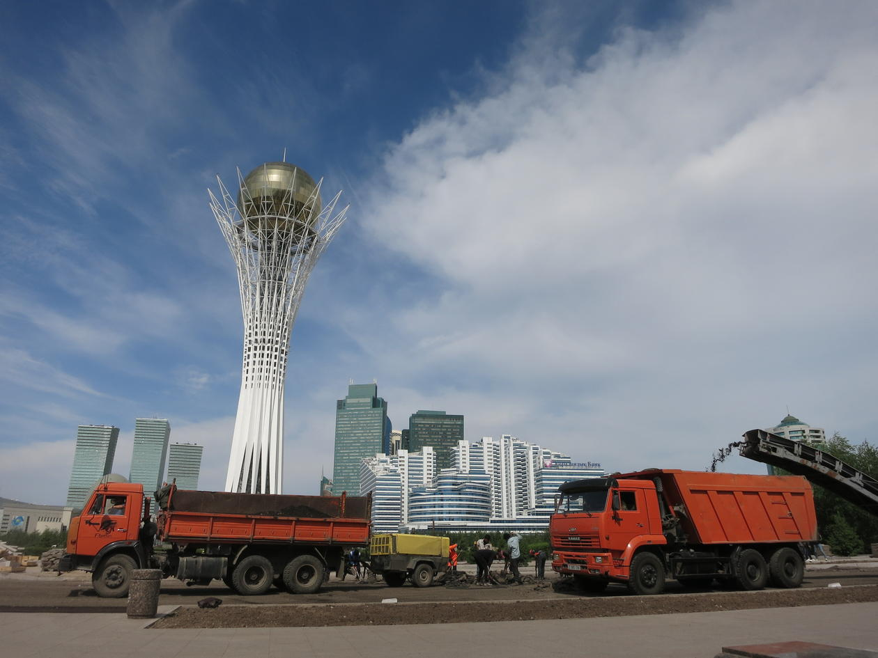 Astana, Kazkhstan