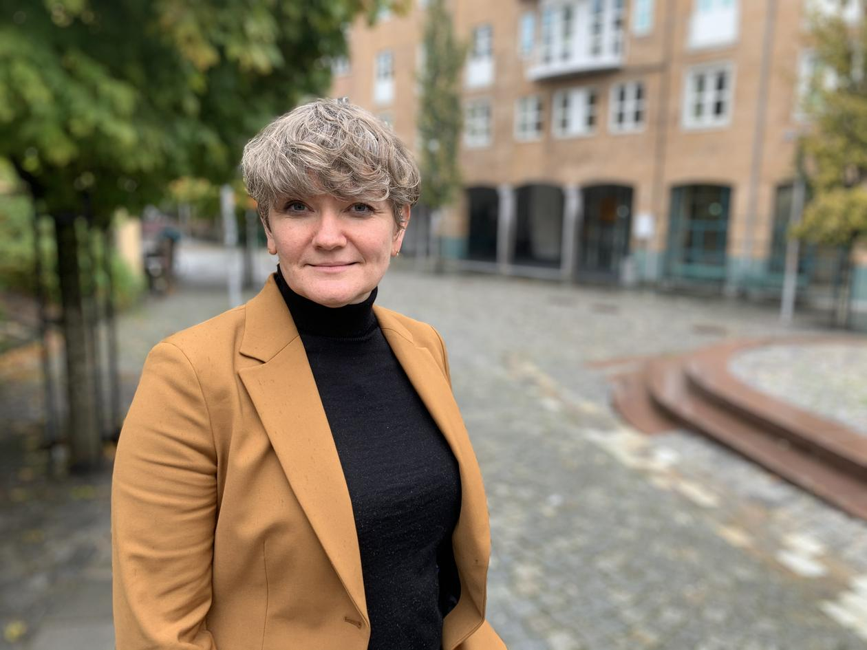 Ragnhild Muriaas Politics as profession