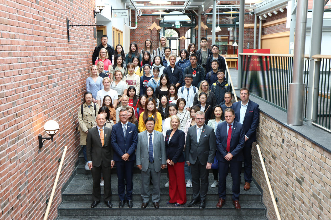 Maritime Bergen Law Summer Programme ved UiB.