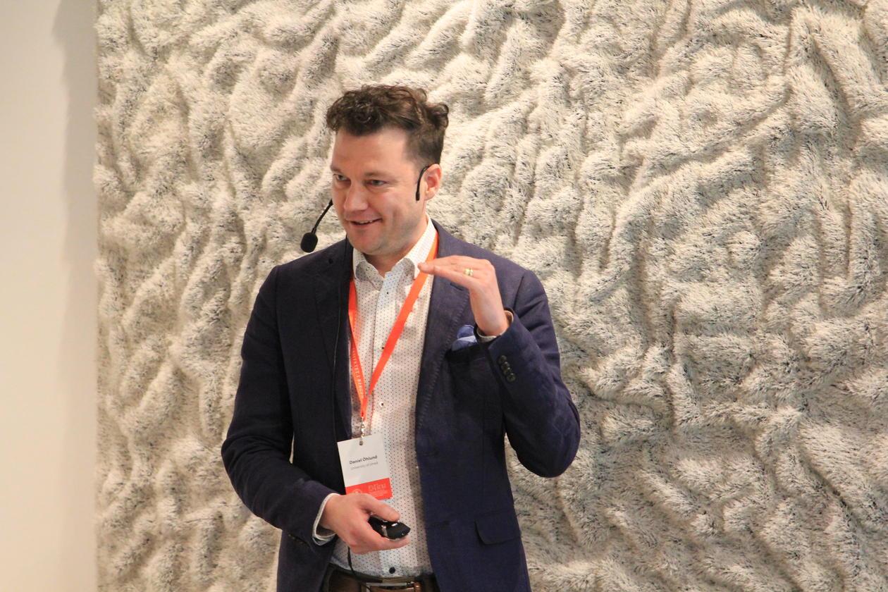 Daniel Öhlund, Umeå, Sweden
