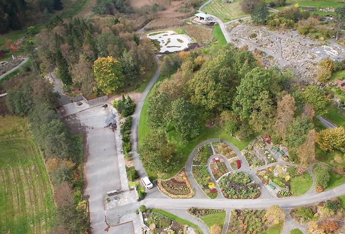 Arboretet og Botanisk hage