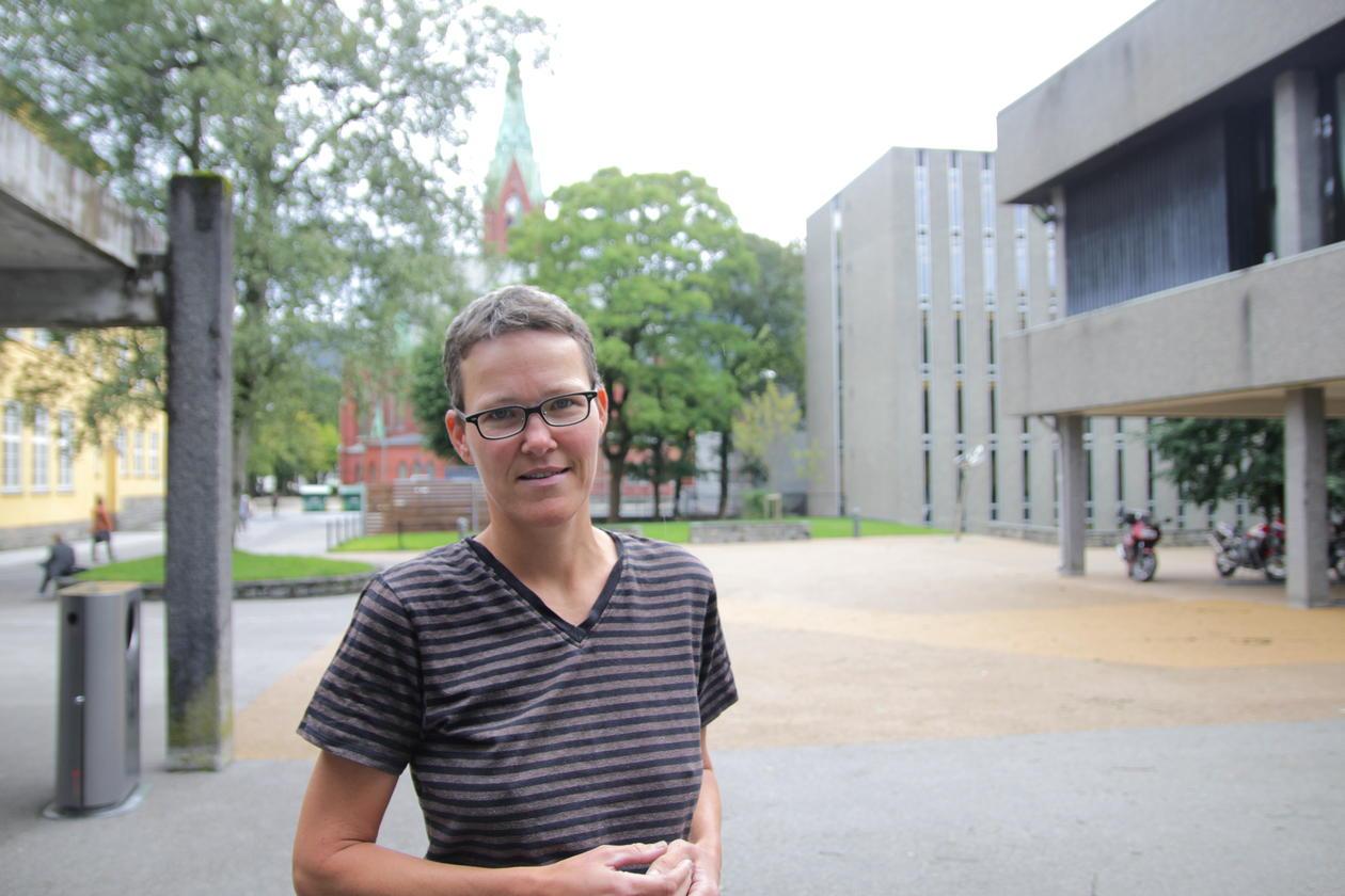 Professor Ingunn Lunde, Department of Foreign Languages, University of Bergen.
