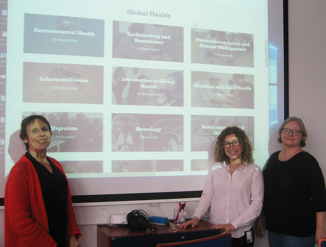 Global Health Open Educational Resources