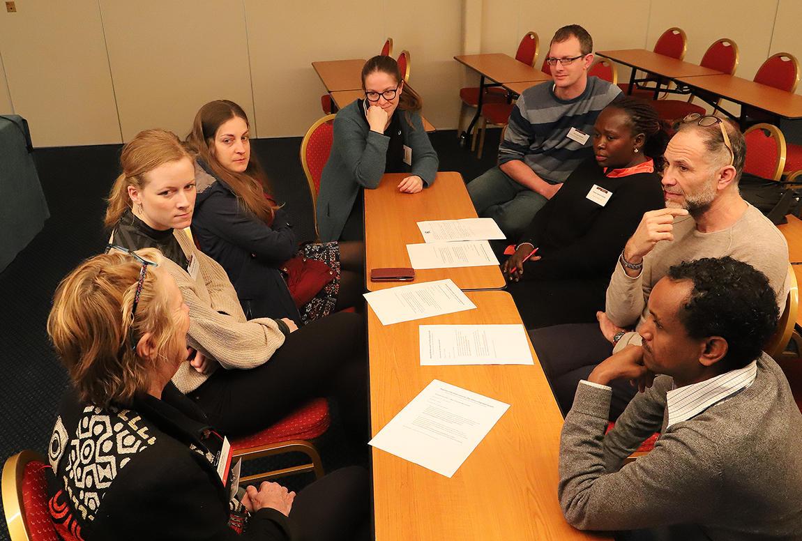 group work PhD Seminar Rosendahl 2019