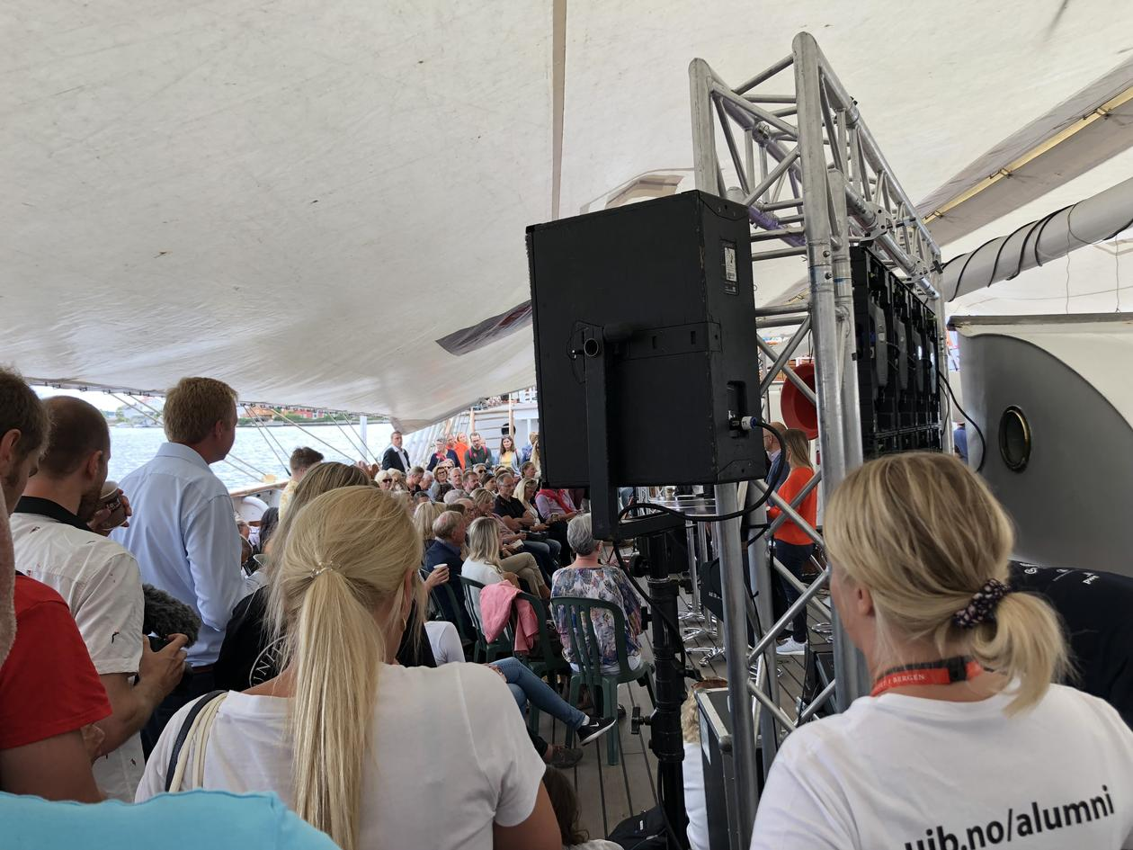 Publikum Arendal