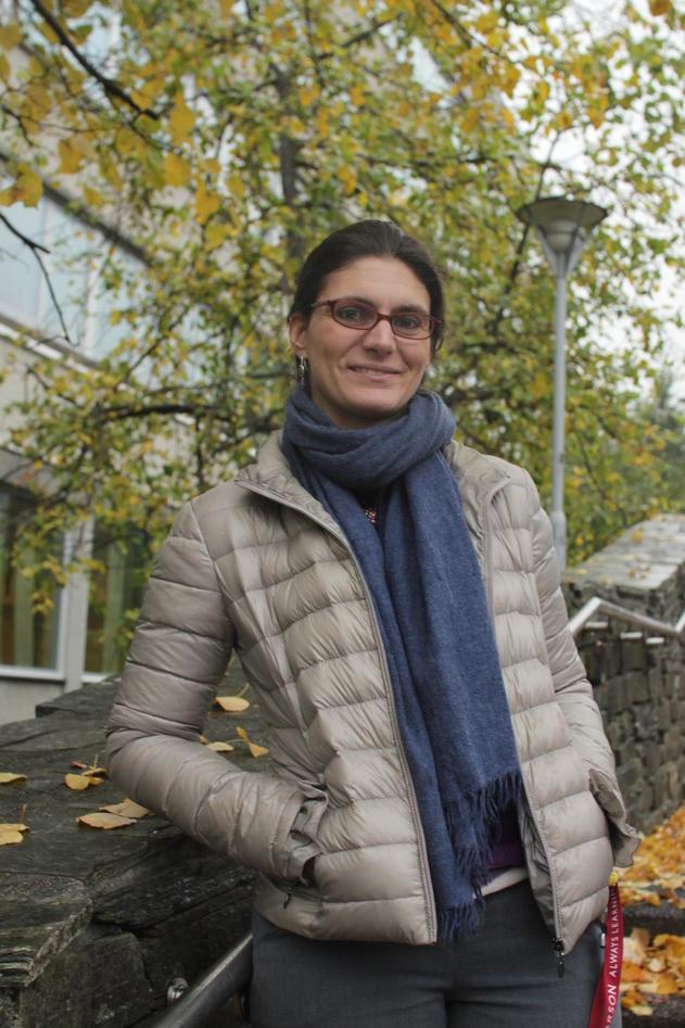 Sofia  Tirabassi, Universitetet i Bergen.
