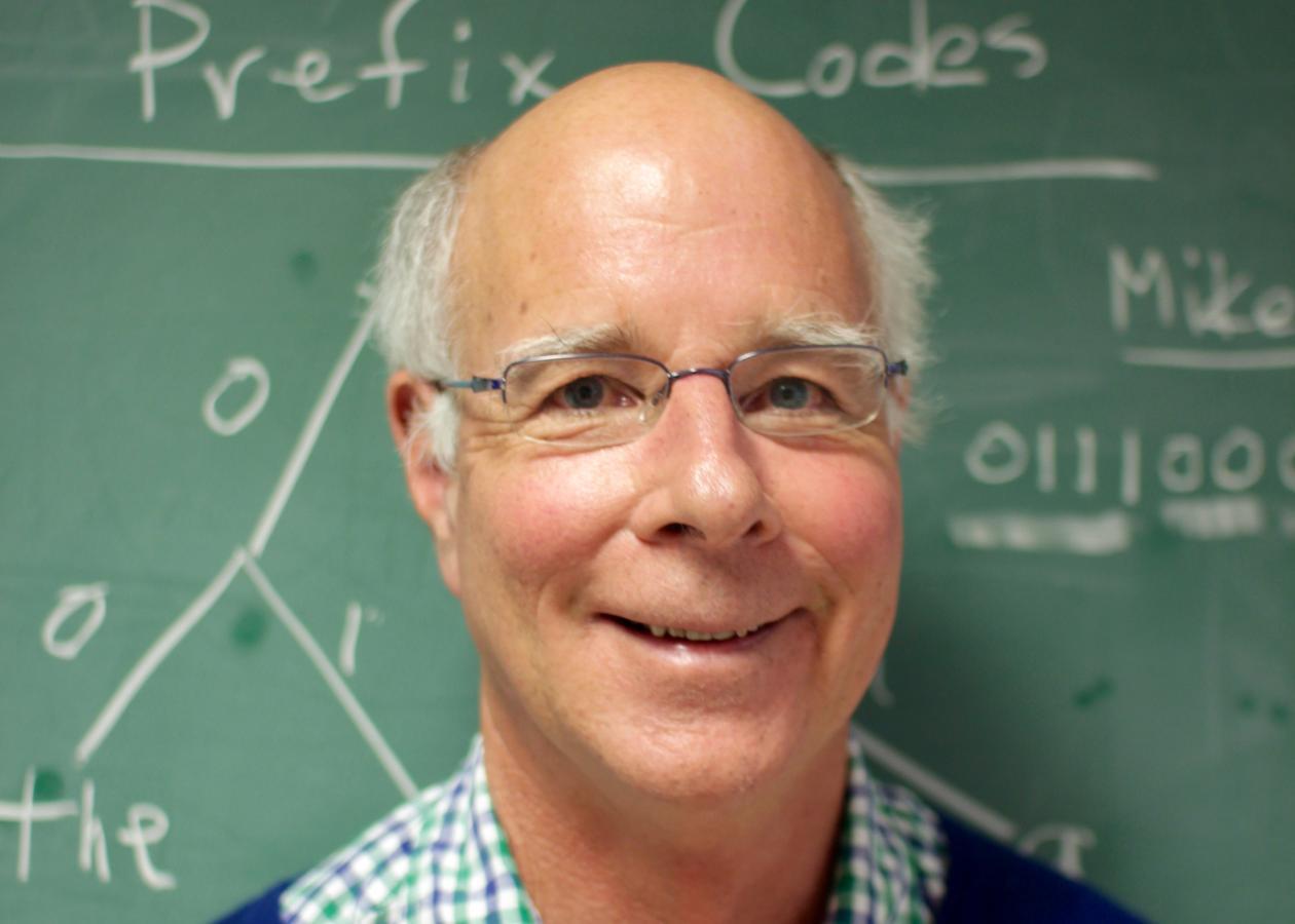 Michael Fellows, portrait