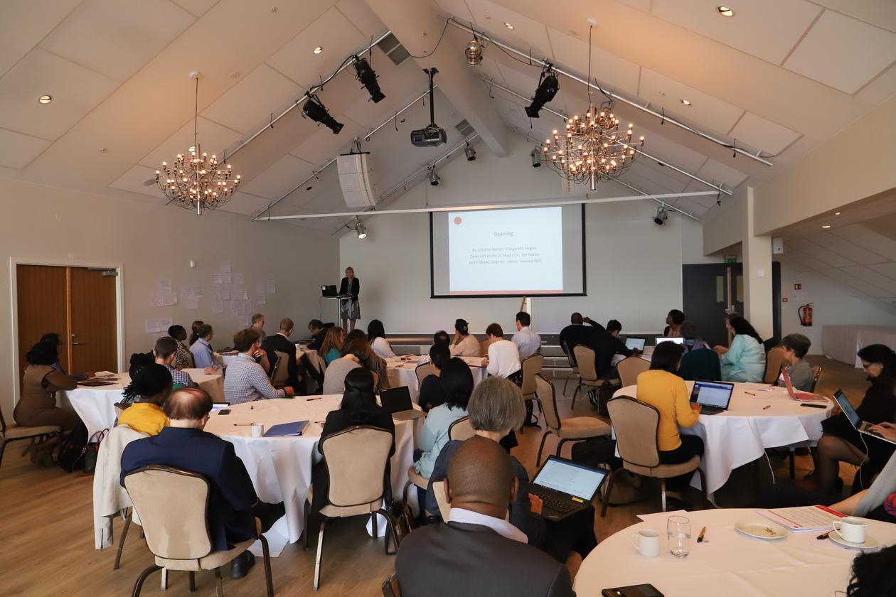 CISMAC seminar