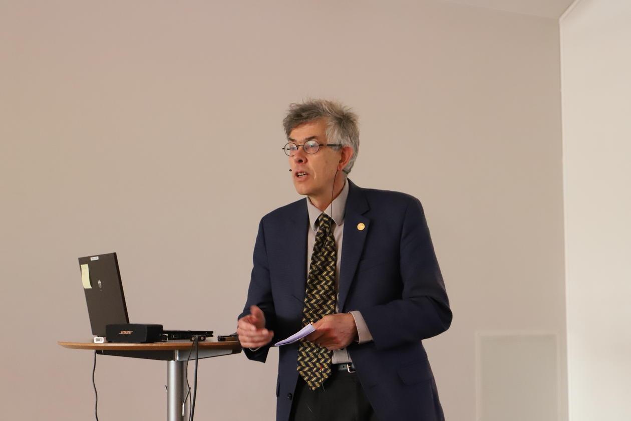 Dean Per Bakke CISMAC seminar