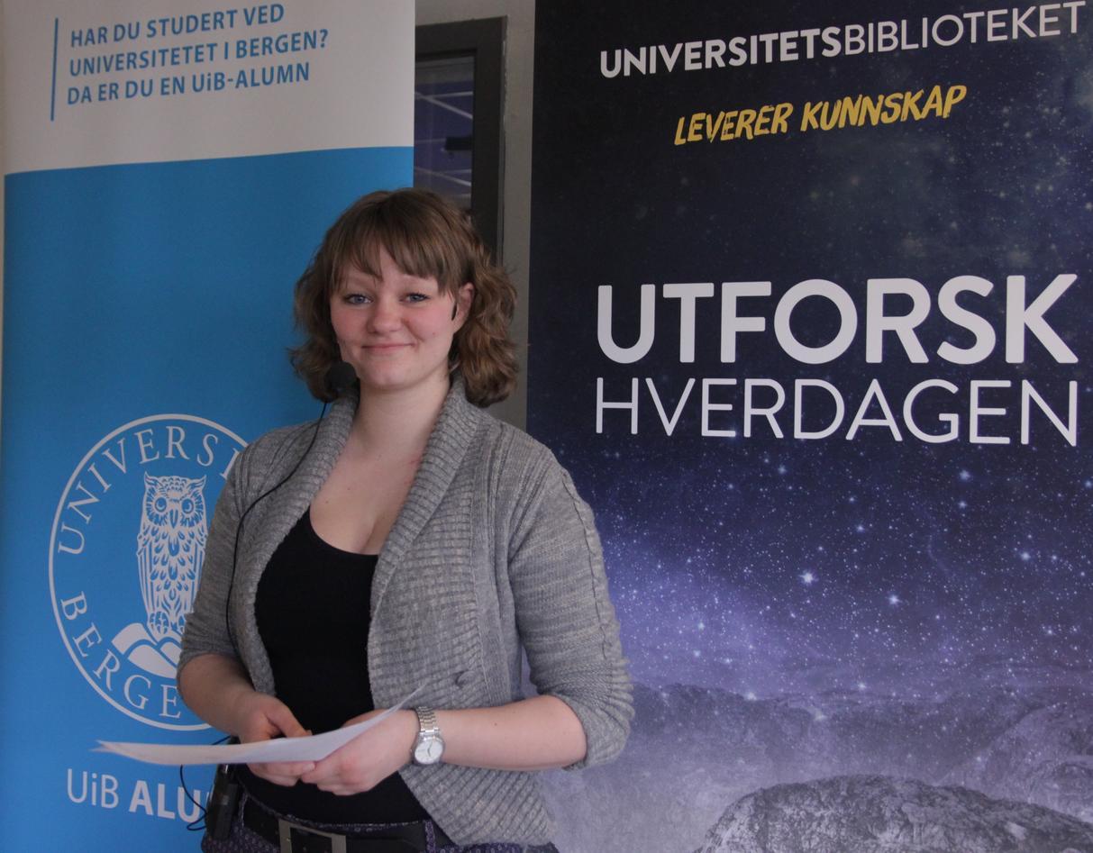 Grete Birkenes, Alumnimentor, UiB Alumni