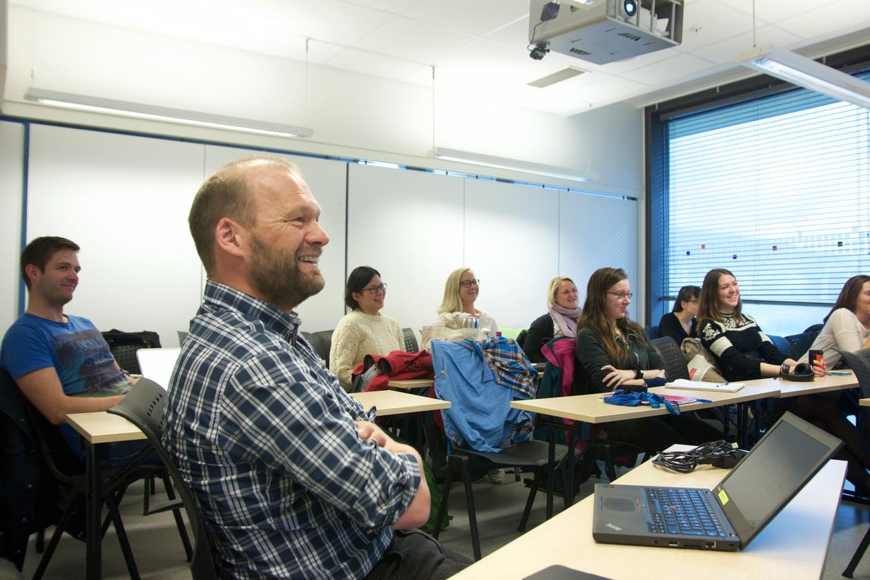 Øyvind Fiksen, undervisning