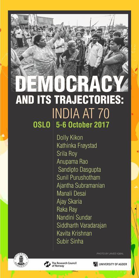India at 70