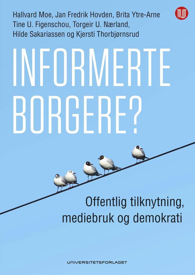 Fosdie av boken Informerte borgere