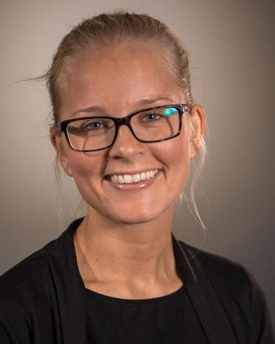 Postdoctoral Research Fellow Ingrid Barlund