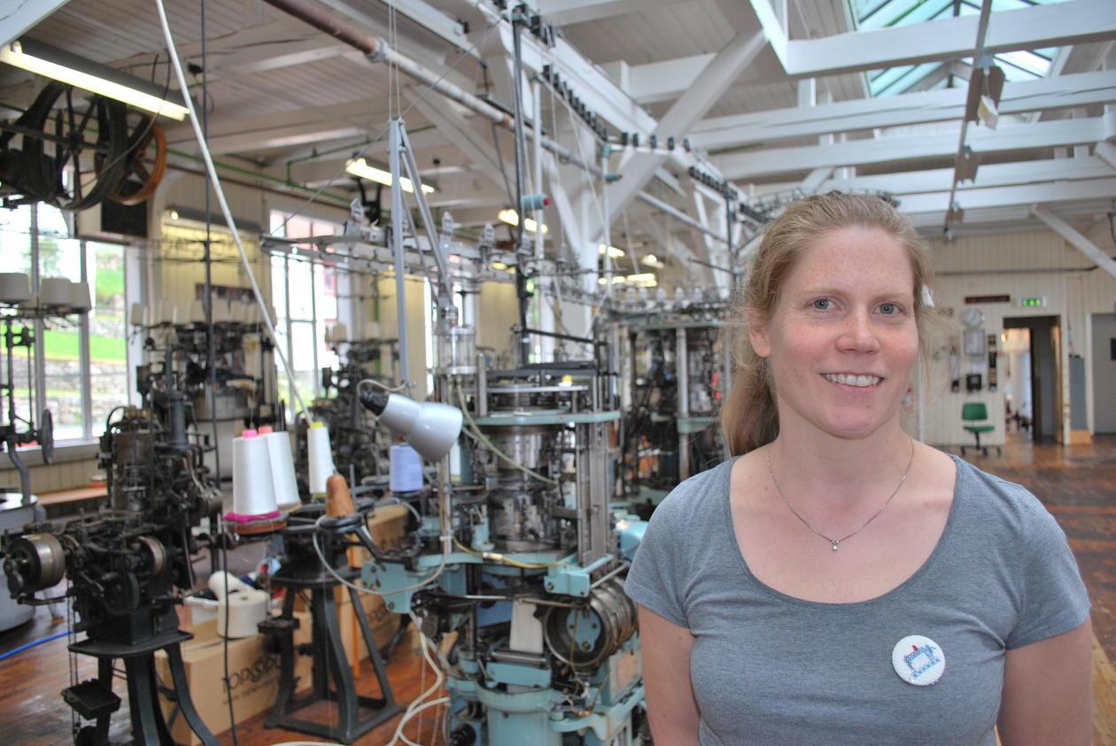 Ingrid Haugrønning har tatt videreutdanningskurset Å forske i og på museum