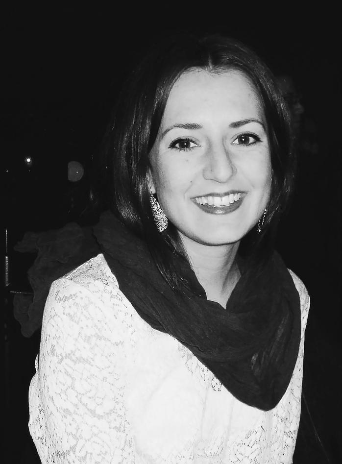 PPU-student Ingrid Rivedal Yndestad