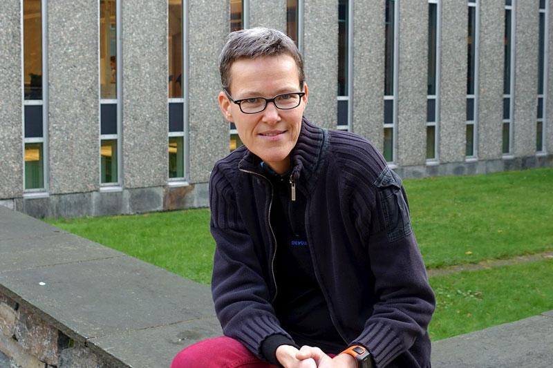Professor i russisk, Ingunn Lunde