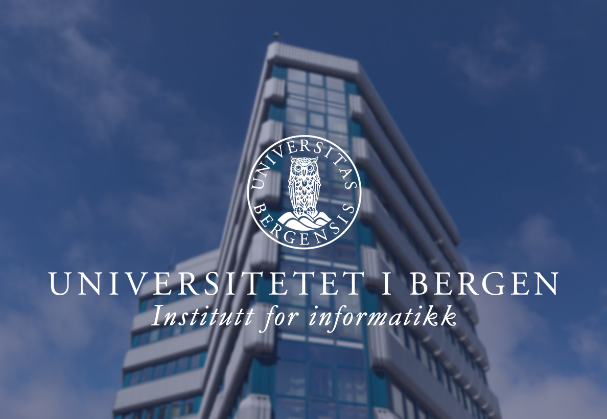 Institutt for informatikk