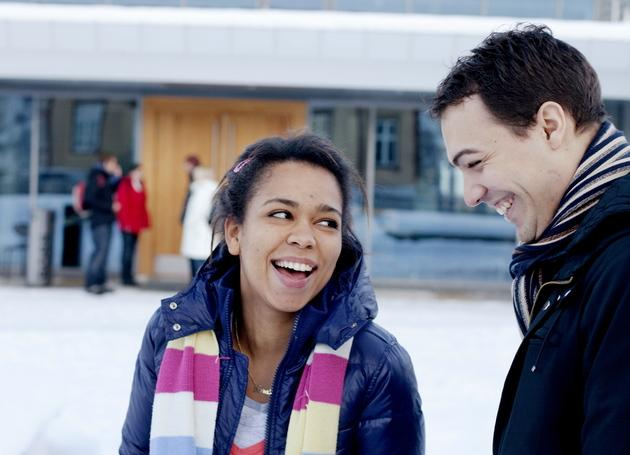 INTERNASJONAL SATSNING: Universitetet i Bergen åpner nå et servicesenter for internasjonal mobilitet rettet mot internasjonale forskere som kommer til Bergen. Illustrasjonsfotoet viser internasjonale studenter i Bergen.